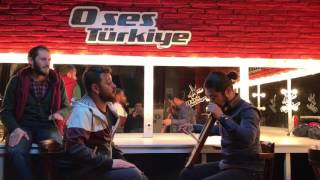 Kerem Han Özdemir - Kulisde Atma Türkü O Ses Türkiye