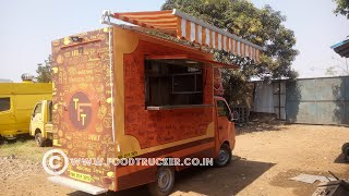 #foodtruck Design, Simple, Functional And Technical Design And Construction