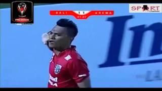 BALI UNITED VS AREMA CRONUS 23 Piala Presiden 2015 ~ Leg Kedua