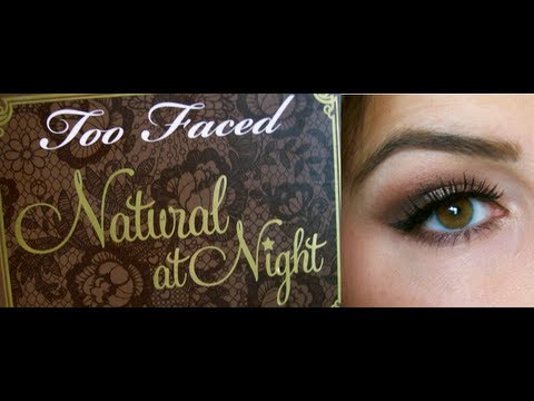 Natural Matte Eyes Eye Shadow Palette by Too Faced #11