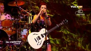 The Cranberries - Daffodil Lament & I Can't Be With You (Live in Chile 2010)