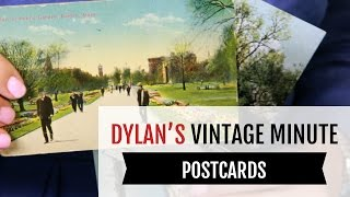 Why Antique Postcards Are So Cheap (And Collectible!)