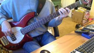 Descendents - 'Merican Bass Cover