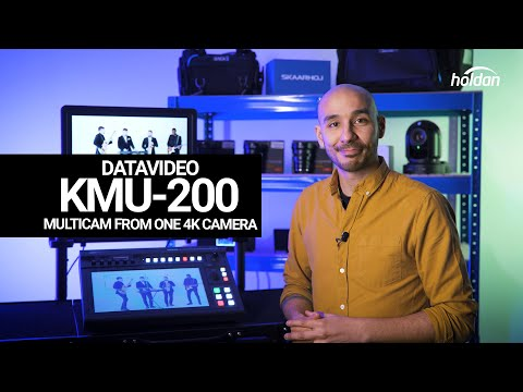 Datavideo KMU-200 Production Switcher