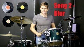 Song 2 Drum Tutorial   Blur