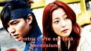 One piece - Because it's you ( Romanian subs ) Faith OST