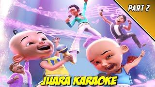 Upin Ipin Musim 15 – Juara Karaoke FULL Part 2 Episod Terbaru 2021