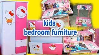 Kids Bedroom Furniture & Table Chair Sets In Karachi..