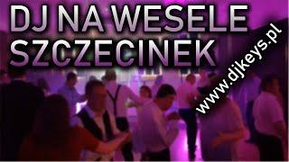 Wesele hotel Viki Szczecinek. Prowadzenie Dj Keys - Michał Kluczyński