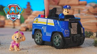 PAW Patrol | PAW Patrol Split Second Vehicles | :15 Commercial | PAW Patrol Official & Friends