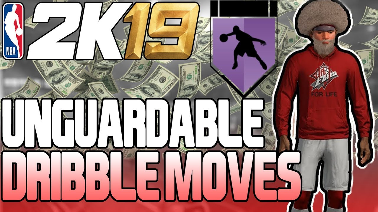 BEST DRIBBLE MOVES IN NBA 2K19 • HOW TO BREAK ANKLES EVERY TIME