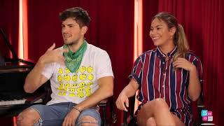 Rombai   Tienen Ganitas De ....!! Entrevista Con Fer Vasquez Y  Megumi Bowles