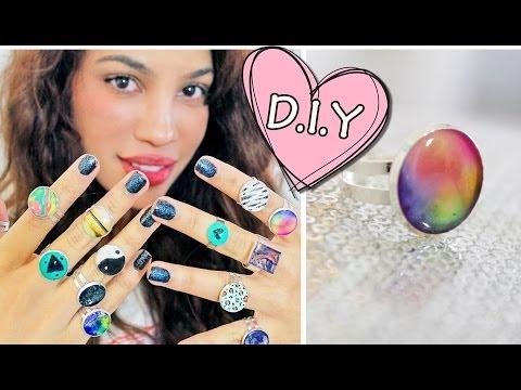 Μπορείς κι εσύ να φτιάξεις τα δικά σου δαχτυλίδια!Δοκιμασέ το!! thumbnail