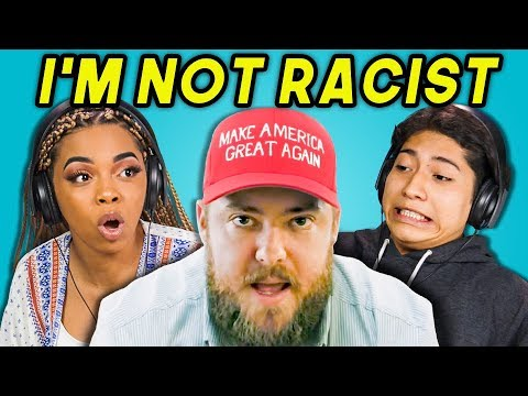 TEENS REACT TO I'M NOT RACIST mp3