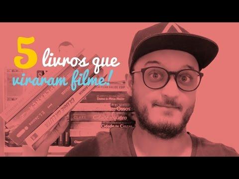 5 LIVROS QUE VIRARAM FILME | #Menino que Lê