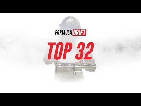 フォーミュラドリフト エリー(ペンシルベニア)決勝ドリフトTOP32のフル動画 PRO