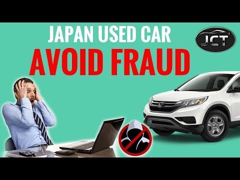 Tips to Avoid Scams while Buying Car From Japan