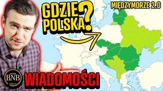 Węgry gotowe na MIĘDZYMORZE ale… ZAPOMNIELI O POLSCE | WIADOMOŚCI