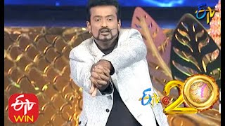SAC Vasanth Magic Performs In ETV @ 20 Years Celebrations - 16th August 2015