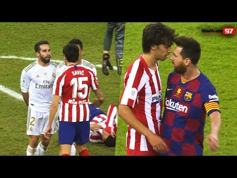 Crazy Football Fights & Angry Moments – 2019/2020 #3