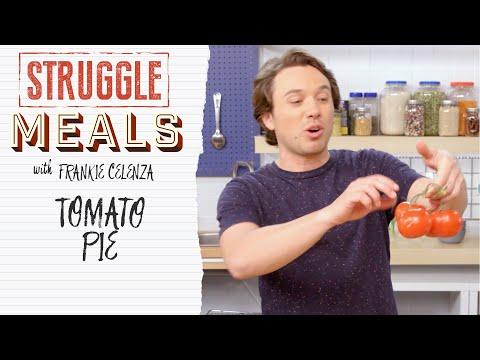Hello Buttery, Flaky, Savory Tomato Pie   Struggle Meals