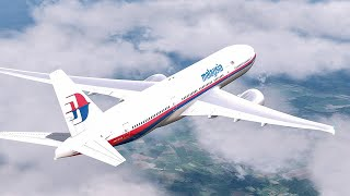 What Really Happened to Malaysia Airlines Flight 17 | New Flight Simulator 2018