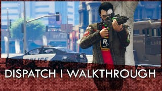 GTA Online: Dispatch I Contact Mission Walkthrough (Hard Difficulty)