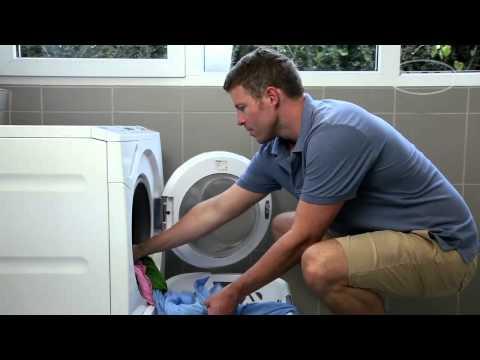 Rainwater for the washing machine