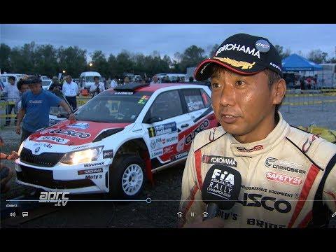 APRC Rally Hokkaido - Sumiyama takes the Title
