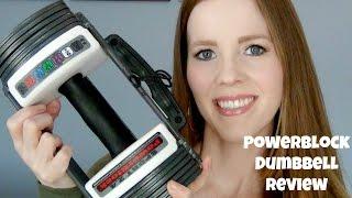 PowerBlock Adjustable Dumbbells Review | Replaces 16 Sets of Dumbbells!