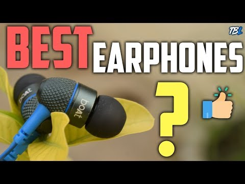 BEST EARPHONES AROUND Rs.500 - boAt Bassheads Review!!