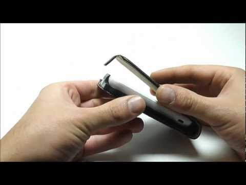mobilefox FlipSlim Tasche für Sony Xperia Tipo (ST21i) von Foxet