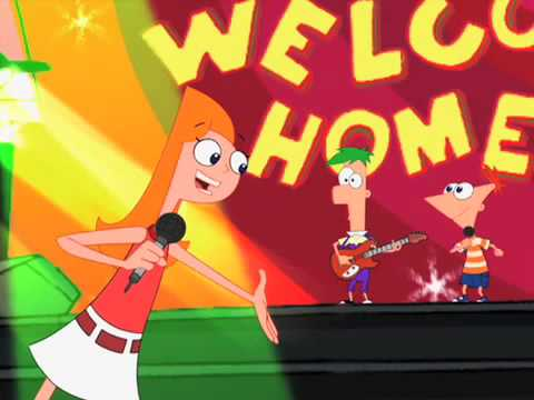 Phineas and Ferb - Summer Belongs to You - Music Video