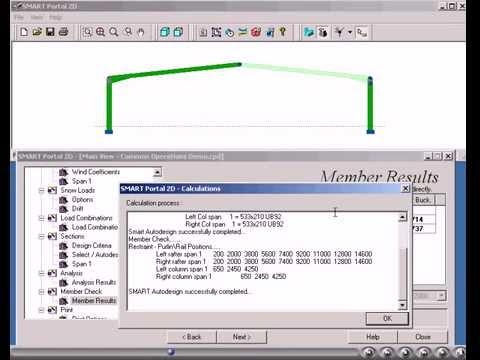 SMART Portal 2D Main View Common Operations