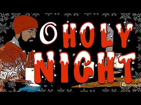 O Holy Night - Beard Guy (Walk off the Earth)