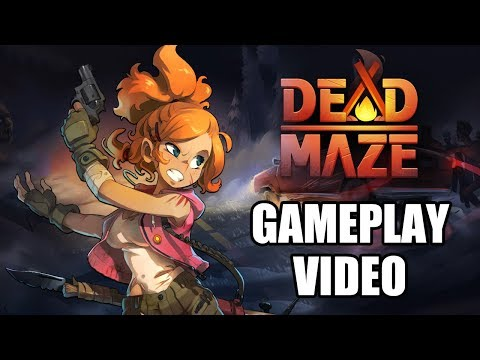 Dead Maze Gameplay - Craft and Combat thumbnail