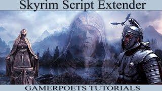SKSE : Skyrim Script Extender
