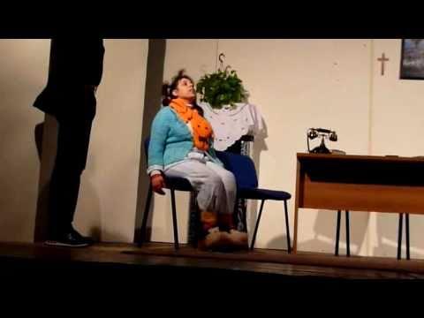 """Scene della commedia """" La boccetta di Limonen """" Sc.2"""