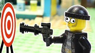 БЭНГ БЭНГ И МИМО! Новый Лего мультик на русском. Анимация 2018