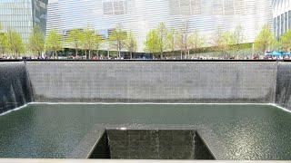 Ground Zero (9/11 Memorial) in New York City