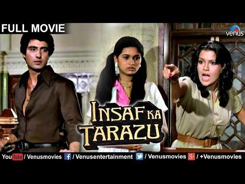 Insaf Ka Tarazu | Hindi Movies Full Movie | Raj Babbar, Zeenat Aman | Old Bollywood Full Movies