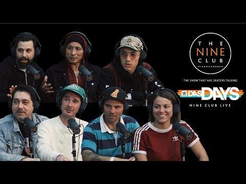 Adidas Das Days Live | The Nine Club With Chris Roberts