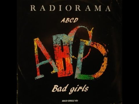 Radiorama - ABCD (Italo Maxi Mix) 1988