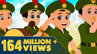 Nanha Munna Rahi Hoon | Indian Patriotic Hindi song | Nursery Rhymes | TinyDreams Hindi