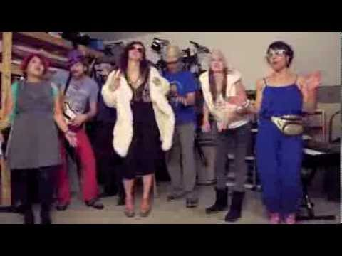 Thrift Shop Acappella Arranged and Performed by Bent Pitch