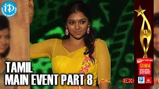 SIIMA 2014 Awards | Tamil Main Event | Part 8