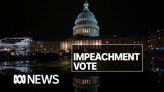 Democrats lose crucial vote in Donald Trump's impeachment trial   ABC News