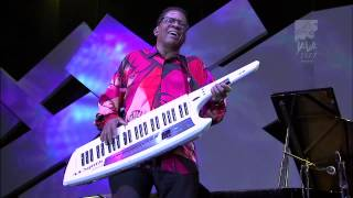 "Herbie Hancock ""Chameleon"" Live at Java Jazz Festival 2012"