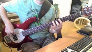 Descendents - In Love This Way Bass Cover