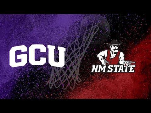 Men's Basketball vs. New Mexico State Jan 11, 2018